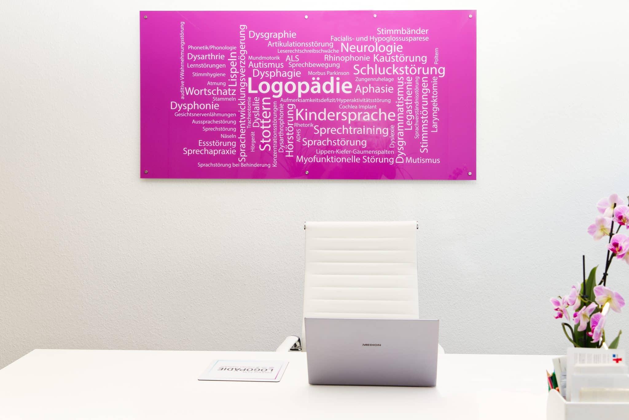 Praxisraum 2 Logopädie